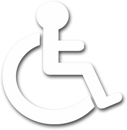 Anonymous Disability sign